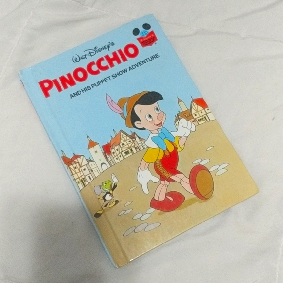 3/25 Pinocchio and His Puppet Show Adventure